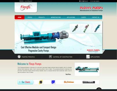 Flosys Pumps