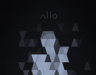 ALLO - AUDIOVISUAL INSTALLATION