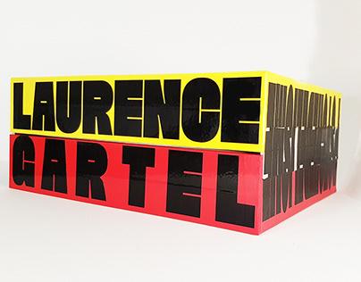 Livre d'artiste // Artist Book Laurence Gartel