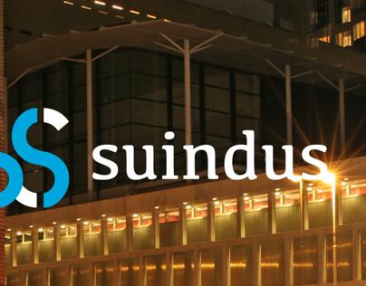 diseño de logotipo para Suindus