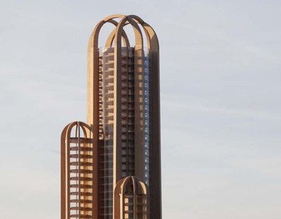 Mixed-Use skyscraper - Nigeria