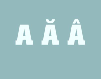Bảng chữ cái tiếng Việt     Vietnamese Alphabet