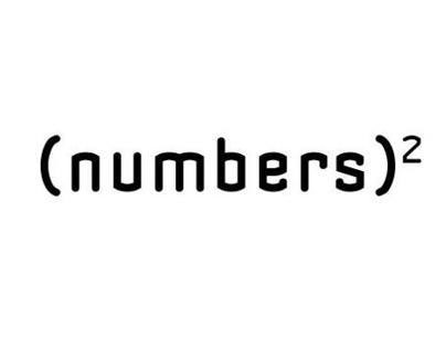 Numbers Magazine Logo Design
