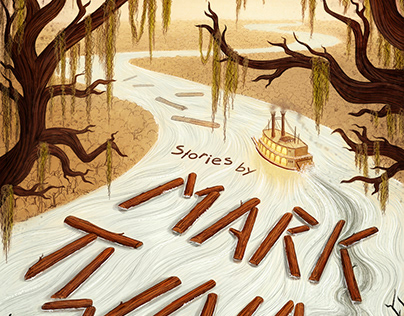 Alternative Mark Twain Cover