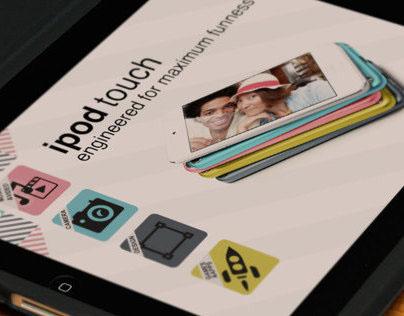 iPod Touch iPad App