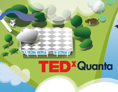 """""""Quanta, the inventors' dreamland"""""""