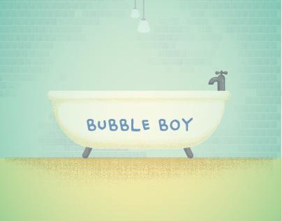 Bubble Boy animation