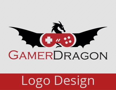 GamerDragon - Logo