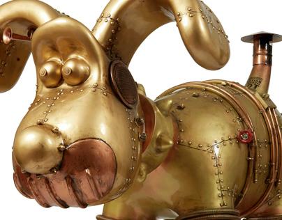 Gromit Unleashed Steamdog