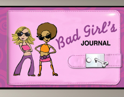 Bad Girl's Journal app