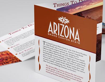 Arizona Tourism Brochure