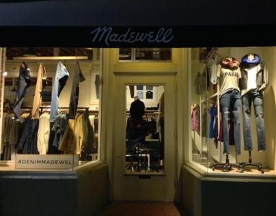 Madewell (Visual Merchandising)