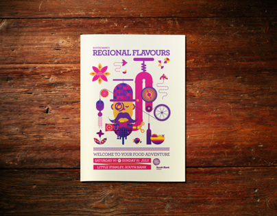 Regional Flavours 2013 Pocket Guide