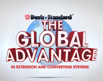 Davis-Standard  |  The Global Advantage (Director Ver)