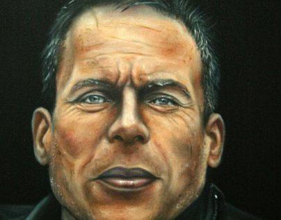 Warwick Davis Portrait