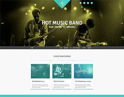 Hot Music Band