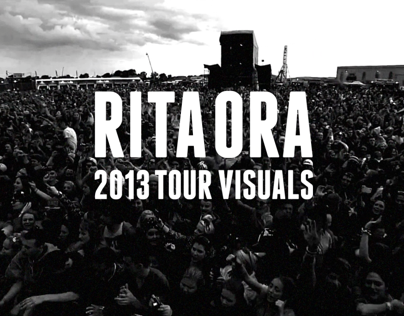 Rita Ora / Tour Visuals