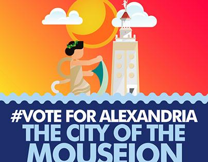 Vote for Alexandria