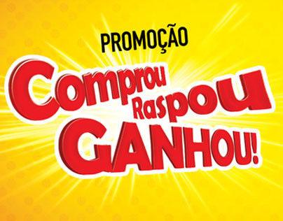 Comprou Raspou Ganhou!