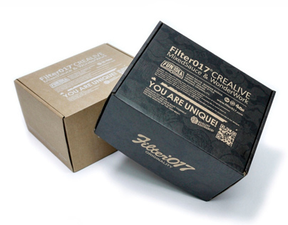 Filter017 Limited Edition Cap Box