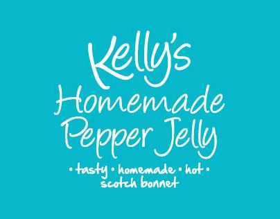 Kelly's Homemade Pepper Jelly