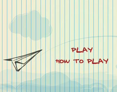 Video Game - Paper Plane