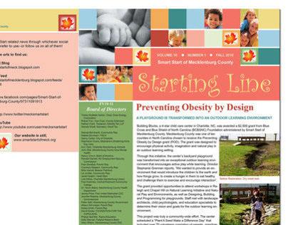 Smart Start Starting Line Fall Newsletter