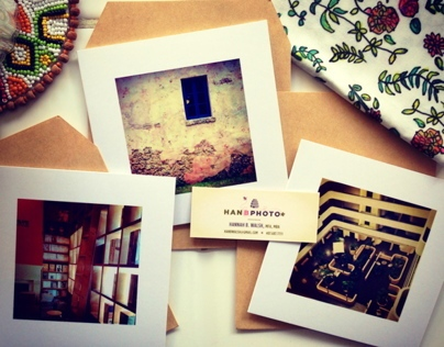 4x4 PHOTOGRAPHY NOTECARDS