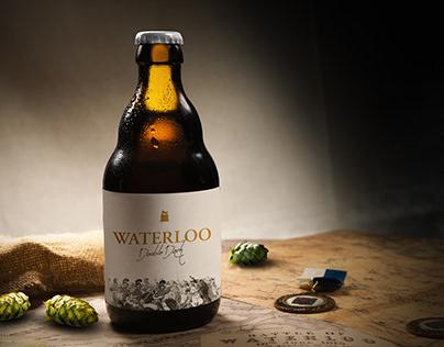 Waterloo Beer Pack-shot