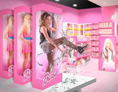 Crazy Barbie
