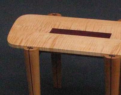 Chopstick Table