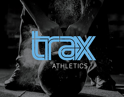 Trax Athletics Wordmark