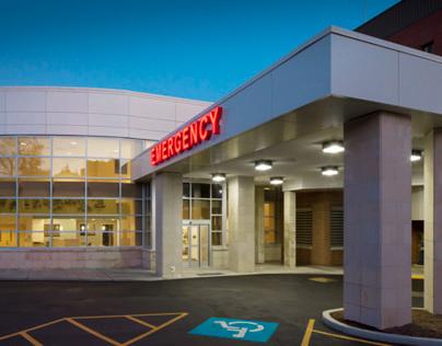 WCA Hospital Emergency Department, Jamestown, NY
