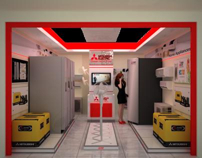 Mitsubishi Electric Showroom