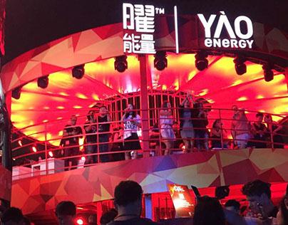 YAO X-Storm Music 2015