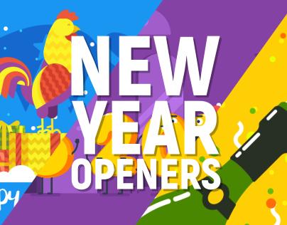 New Year Openers