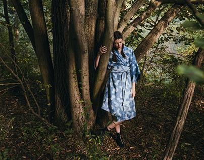 UDON LINE by finelittleday X ushyte /fashion
