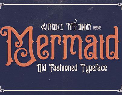 Free Font of the Week - Mermaid