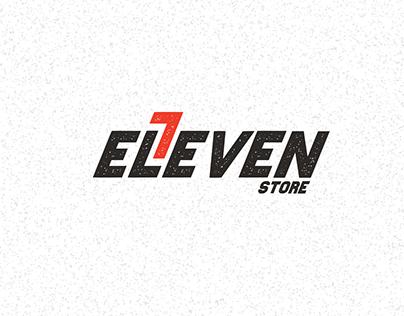 7 eleven - Logo design