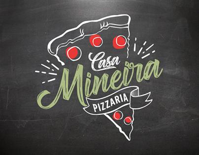 Branding - Casa Mineira Pizzaria