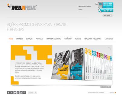Website MEDIApromo