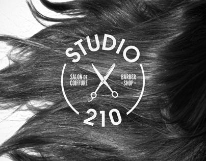 Studio 210 - Brandbook