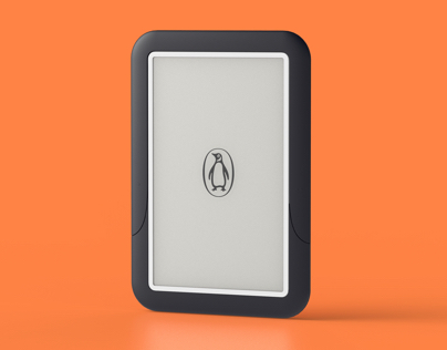 e-Book Reader Design for Penguin Books