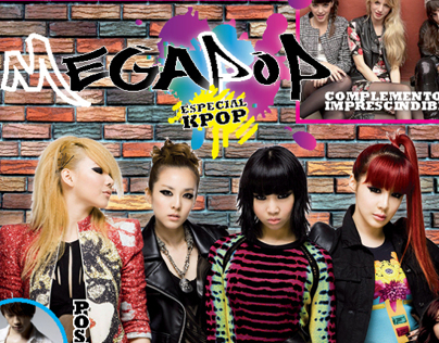 Megapop Magazine