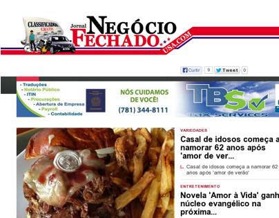 Jornal Negocio Fechado
