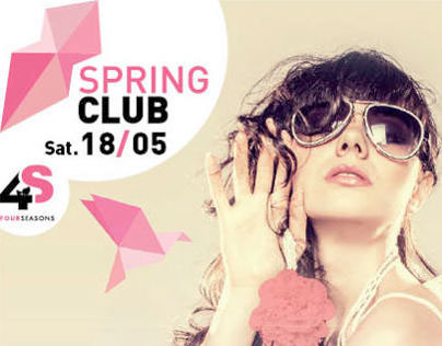 Springclub Party