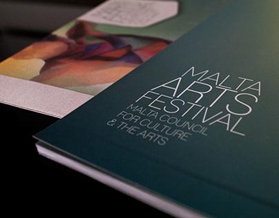 Malta Arts Festival 2013