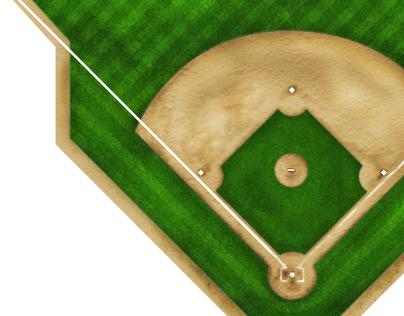 Fantasy Baseball Visual - Design Process