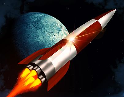 My Rocket.