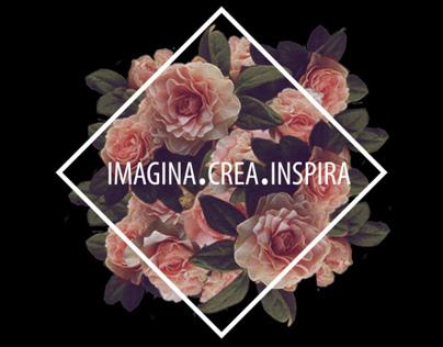 Imagina . Crea . Inspira